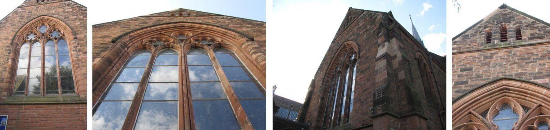 Church Stone Repairs Edinburgh - Morningside Parish Church