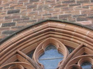 Church Stone Repairs Edinburgh