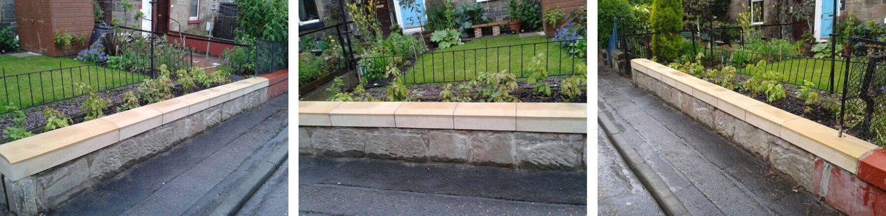 Wall Repairs Edinburgh