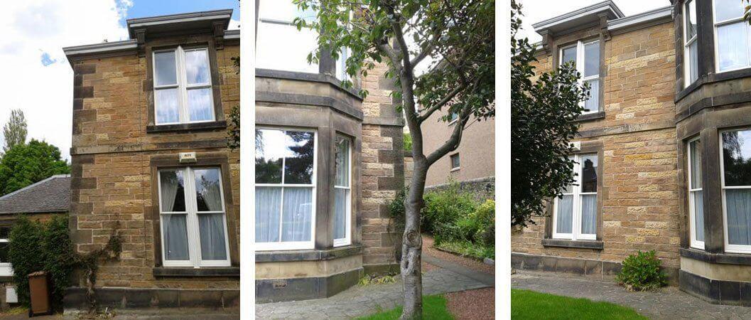 Samples Of Our Wall Repairs Edinburgh