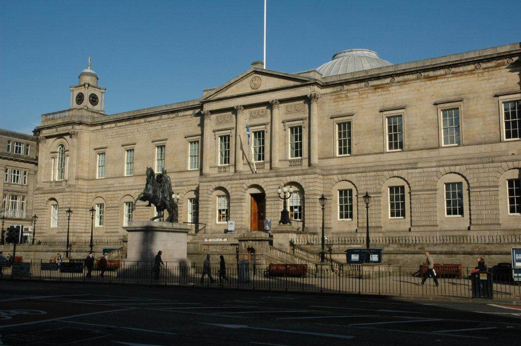 General Register House Edinburgh