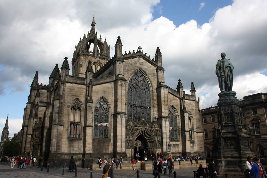 St Giles Cathedral Edinburgh