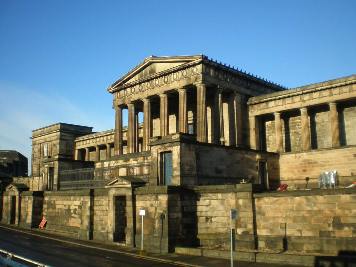 The Royal Scottish Academy, Edinburgh